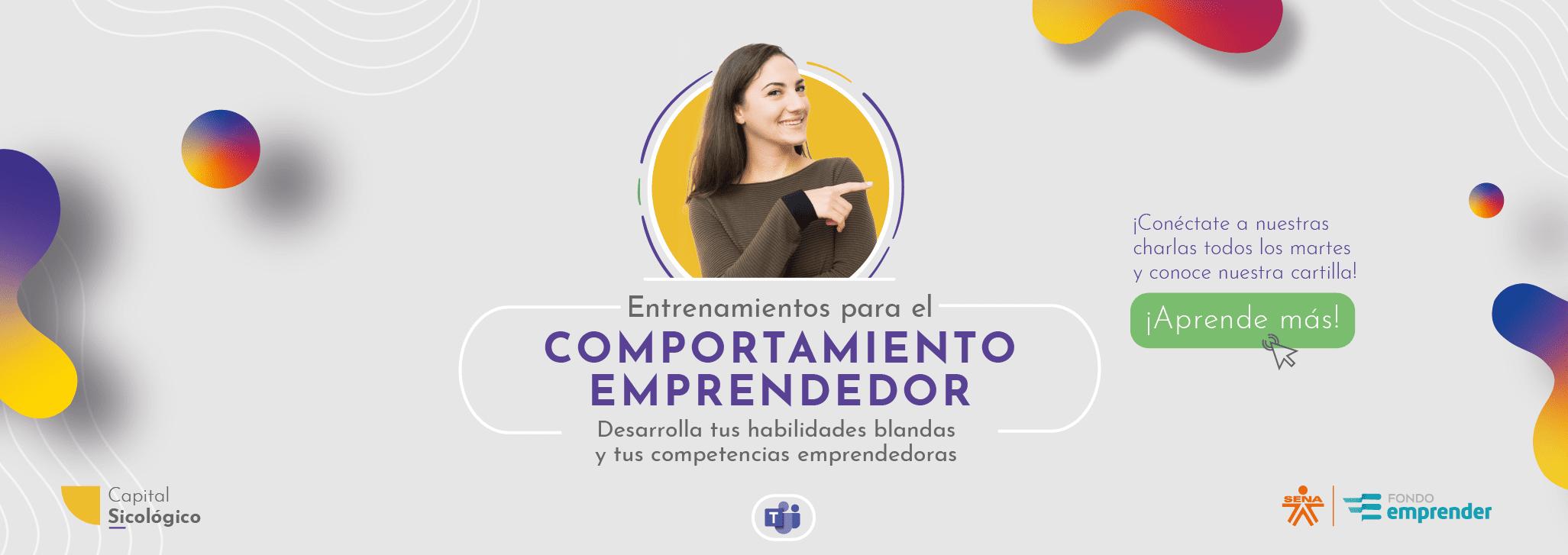 Comportamiento Emprendedor